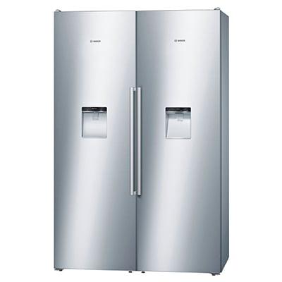 یخچال فریزر دوقلو بوش مدل GSD36PI204 و KSW36PI304