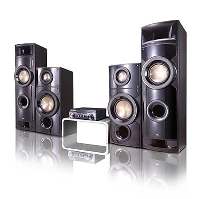 سیستم صوتی حرفه ای ال جی مدل ARX8