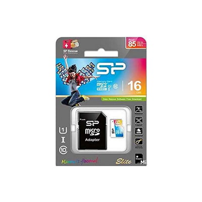 مموری میکرو اس دی سیلیکون پاور مدل SP Micro SDHC C10 Elite