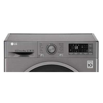 ماشین لباسشویی ال جی مدل WM-865CS