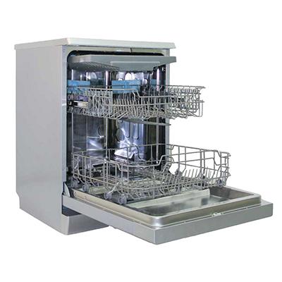ماشین ظرفشویی ایستاده میديا مدل WQP12-1472S