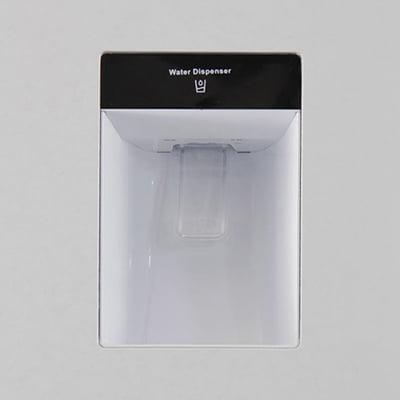 یخچال فریزر فروزان مدل FR750W