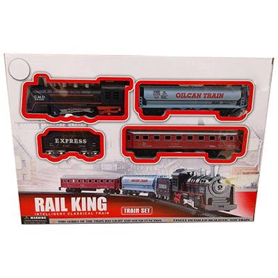 قطار کلاسیک Rail Kingکد 4-19051