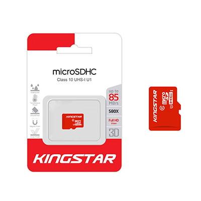 مموری میکرو اس دی کینگ استار مدل Kingstar Micro SDHC C10 U1
