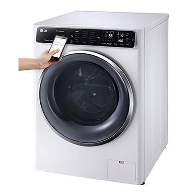ماشین لباسشویی ال جی مدل WM-L1050SW