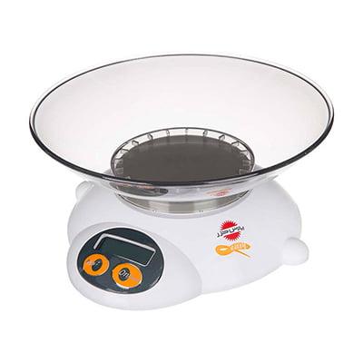 ترازو دیجیتال آشپزخانه پارس خزر مدل DS5000P