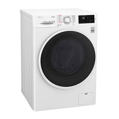 ماشین لباسشویی ال جی مدل WM-843SW