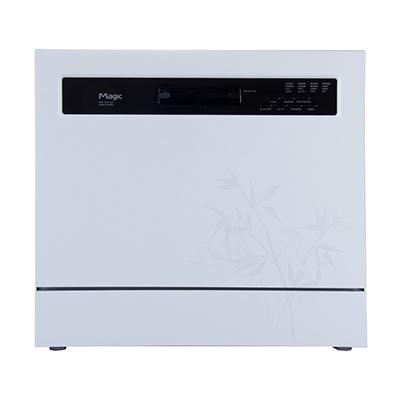 ماشین ظرفشویی رومیزی مجیک مدل 2195BW
