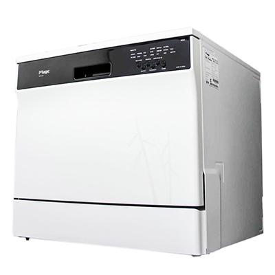 ماشین ظرفشویی رومیزی مجيک مدل 2155BW