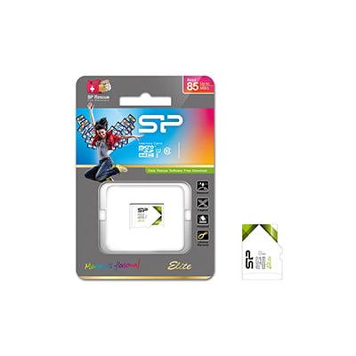 مموری میکرو اس دی سیلیکون پاور مدلSP Micro SDHC Elite U1 C10 Color 85Mb/s With Out Adapter