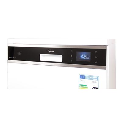 ماشین ظرفشویی ایستاده میدیا مدل WQP12-1485Jw