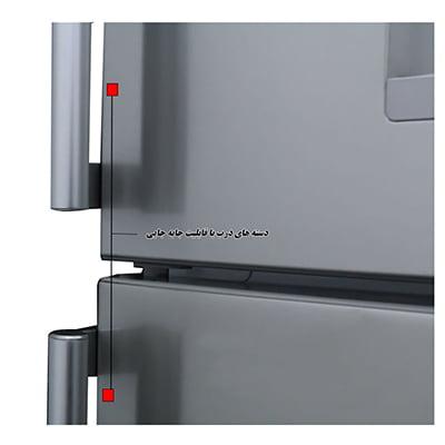 یخچال فریزر ال جی مدل B2014PS